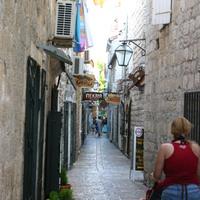 Магазинчики в старом городе