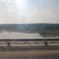Мост в Рябинино