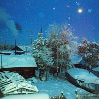 Саранпауль. Рождественская ночь