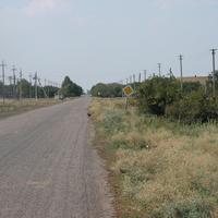 Марьевка дорога 1