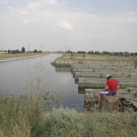 Марьевка, канал, уголки