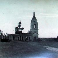 Старая иверовская церковь (разрушена)