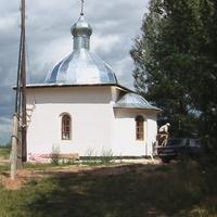 Новая иверовская церковь