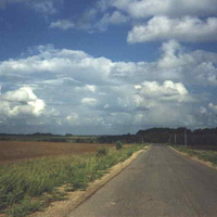 Дорога на Пентурово