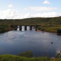 Шонгуй, мост