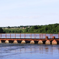 Пантонный мост