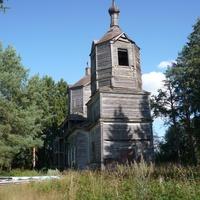 Храм Сергия Радонежского в д.Пестово