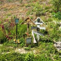 Часовня с купелью в честь иконы Божьей Матери «Живоносный Источник» в селе Зорино