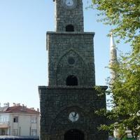 Белек - часовая башня (на 2011г)