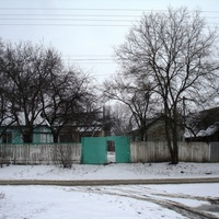 ул. Ленина (вправо дорога на Медовату)