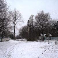 Зима 2011 (слева за кадром школа)