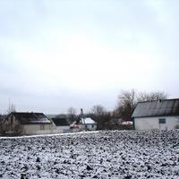 Зима 2011 (вид от дома по ул. Вокзальная 3)