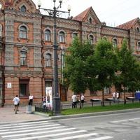 Хабаровская краевая научная библиотека