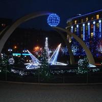 Новогодний Харьков (2011 год)