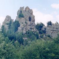 Urych , Tustan , Ukraine
