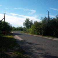 Объездная дорога по ул. 2-я Пушкина в д. Зуевка.