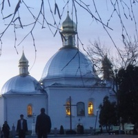 Церква Благовіщення Пресвятої Богородиці