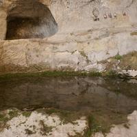 Качи-Кальон. Источник Святой Анастасии