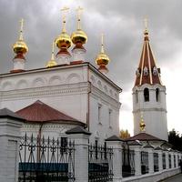 Федоровский собор вновь открыт в 2009г.