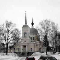 Покровская церковь после восстановления