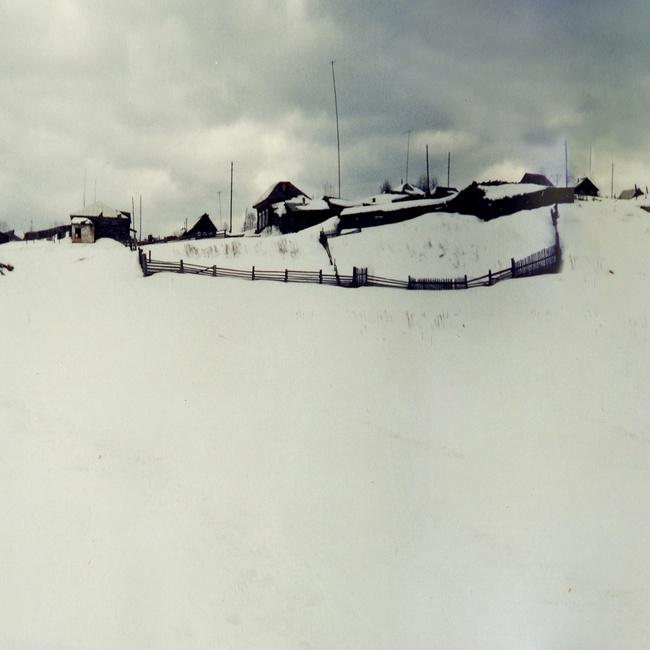 Панорама села Маковское