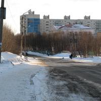 ул. Советская, школа № 1.