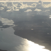 Мурмаши, река Тулома (водохранилище Нижнетуломской ГЭС)