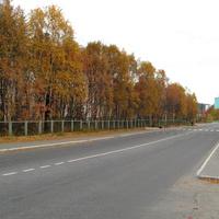 ул. Советская, сквер у школы № 1.