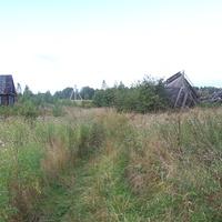 деревня Быльчино, август 2012 года