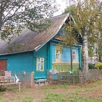 деревня Петрово-Сосницы ( Секратово), дом Герасимовых, август 2012 года