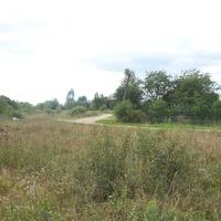 деревня Сосницы Валдайского района, август 2012 года, дорога в Секратово