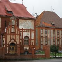 Квартал между пр. Ленина, ул. Красной Армии и пер. Водолазным.
