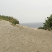 Балтийская коса. Дюны