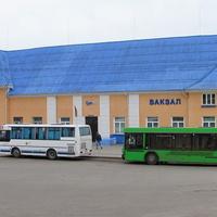 Железнодорожный вокзал ст. Городея