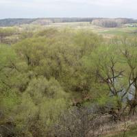 Долина реки Каширка