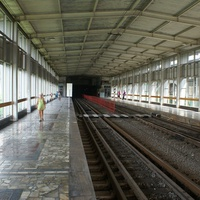 Трамвайная станция Пионерская