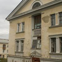 Дома советской постройки