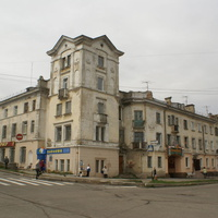 Город в Колымском крае