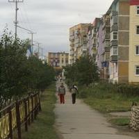 Магадан пятиэтажный