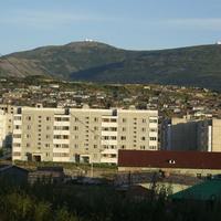 Марчеканская сопка – высочайшая точка полуострова Старицкого.