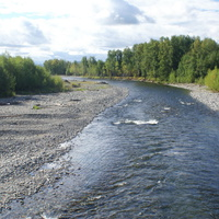 Река в Хасыне