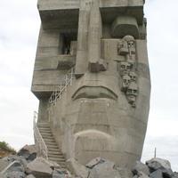 Памятник Маска Скорби