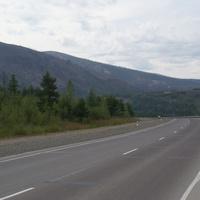 Федеральная трасса Магадан – Якутск, её длина 2025 километров