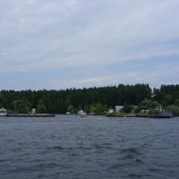 Остров Городомля