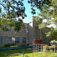 Школа села Дмитриевка