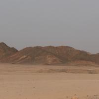 Пустыня около Хургады (Сафари)