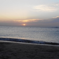 Красное море восход(Отель Солимар Парадайз Сафага)