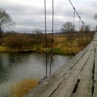 лавы в деревне Залучное (осень 2011 г.)