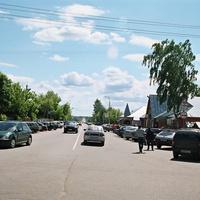 Улица в Талдоме