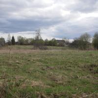 Дома деревни Дурнево. Похоже деревня не жилая, так как ни собаки не лаяли, ни петухи не кричали.